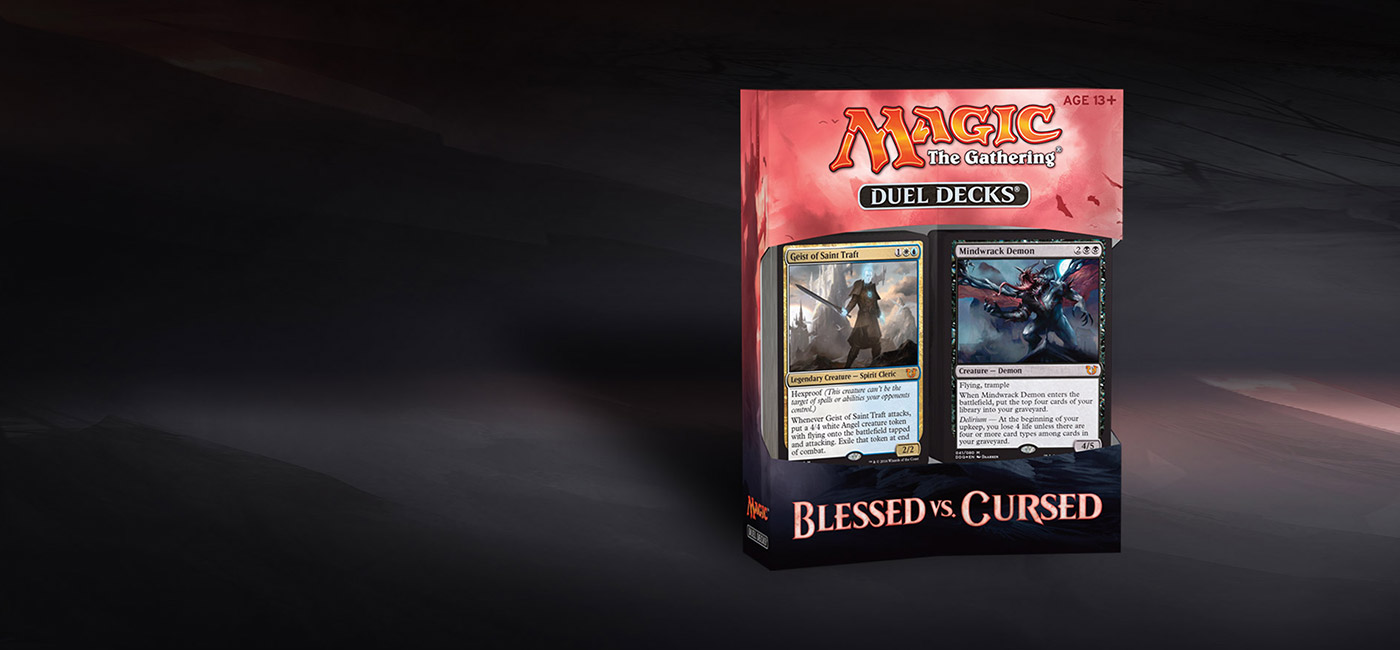 Eerie Interlude englisch Cursed Magic Blessed vs