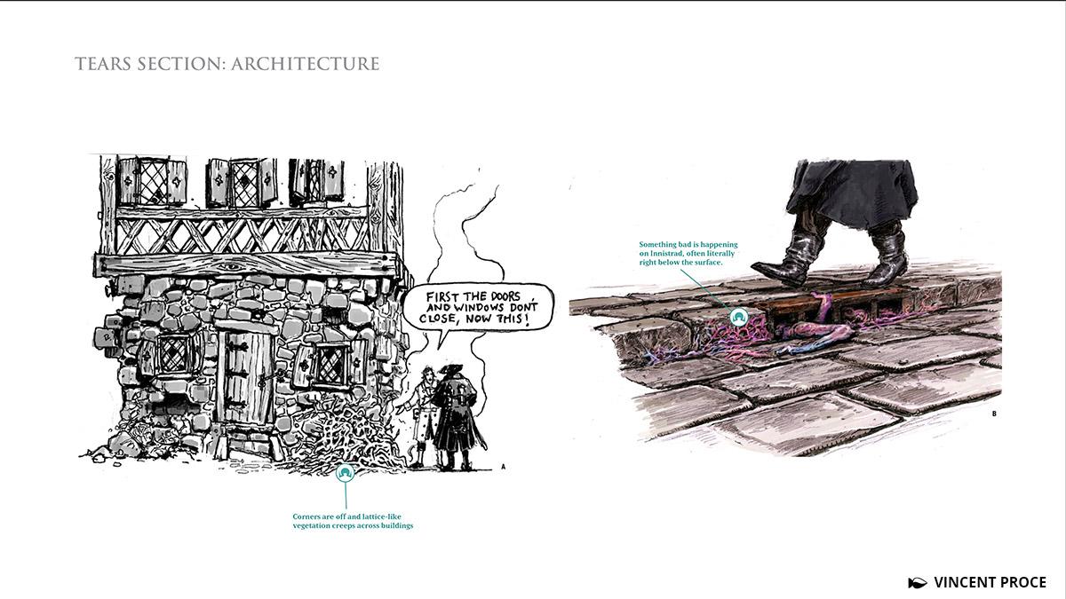 エムラクールの影響は非生物の物体にすら拡大しています。道路、建造物、街そのものにまで。