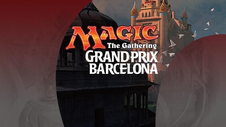 Grand Prix Barcelona 2017 Finals