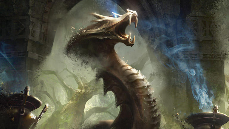 Dragon tempest mtg magic vo français