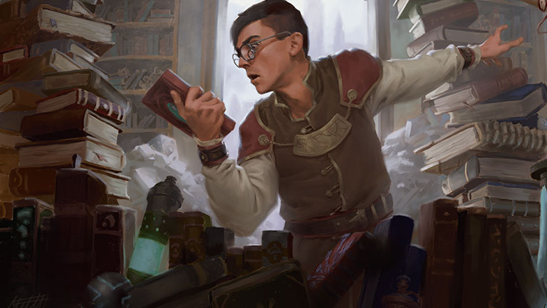 Ultimate Masters Art Descriptions | MAGIC: THE GATHERING