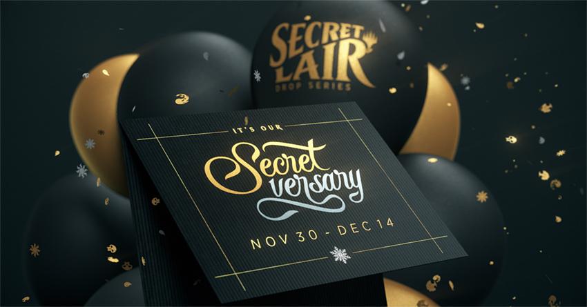 preview image for Announcing Secret Lair's Secretversary Superdrop