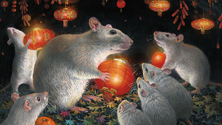 preview image for Announcing Secret Lair Drop Series: Year of the Rat