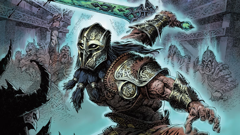 kaldheim variants  magic the gathering
