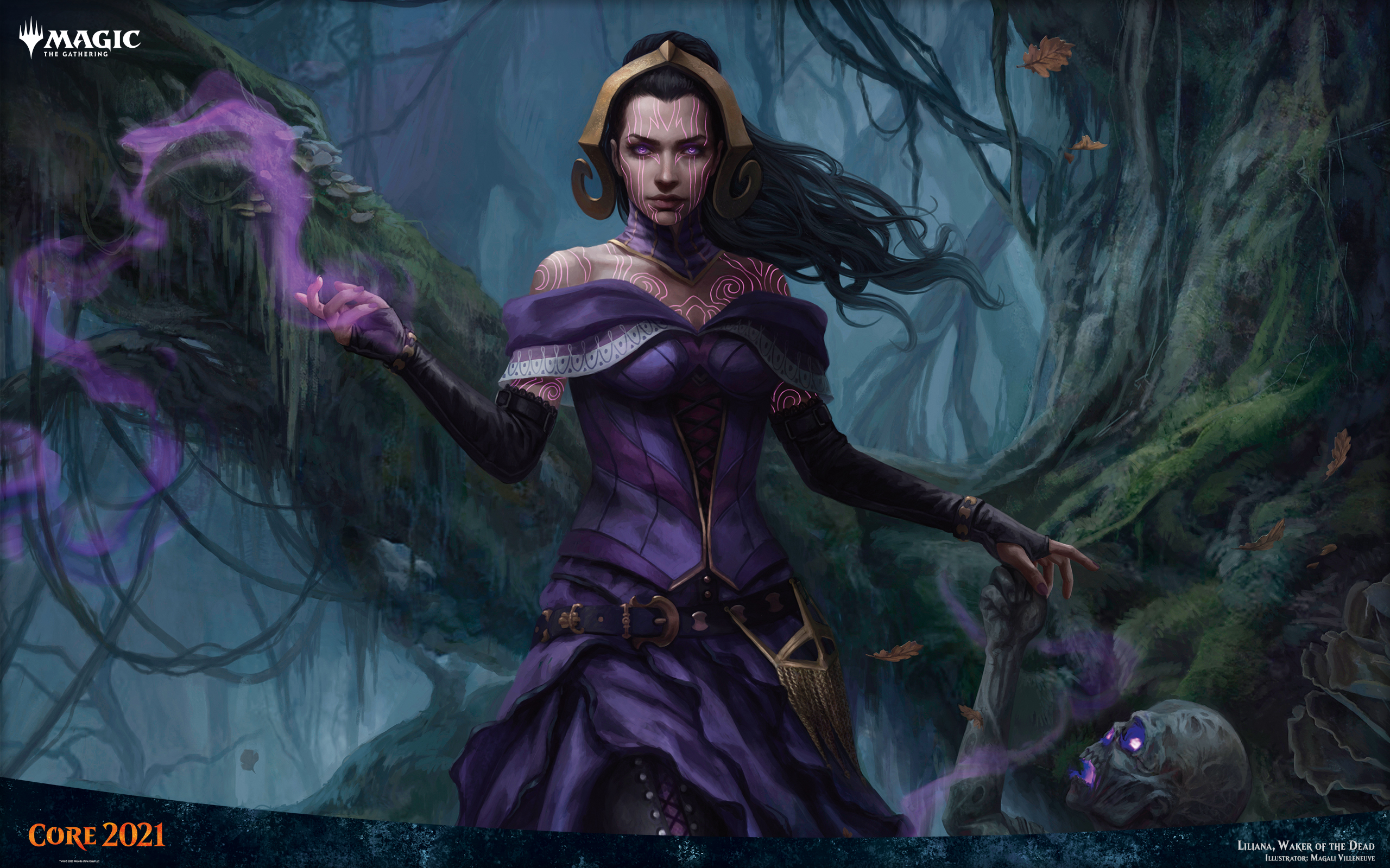liliana waker of the