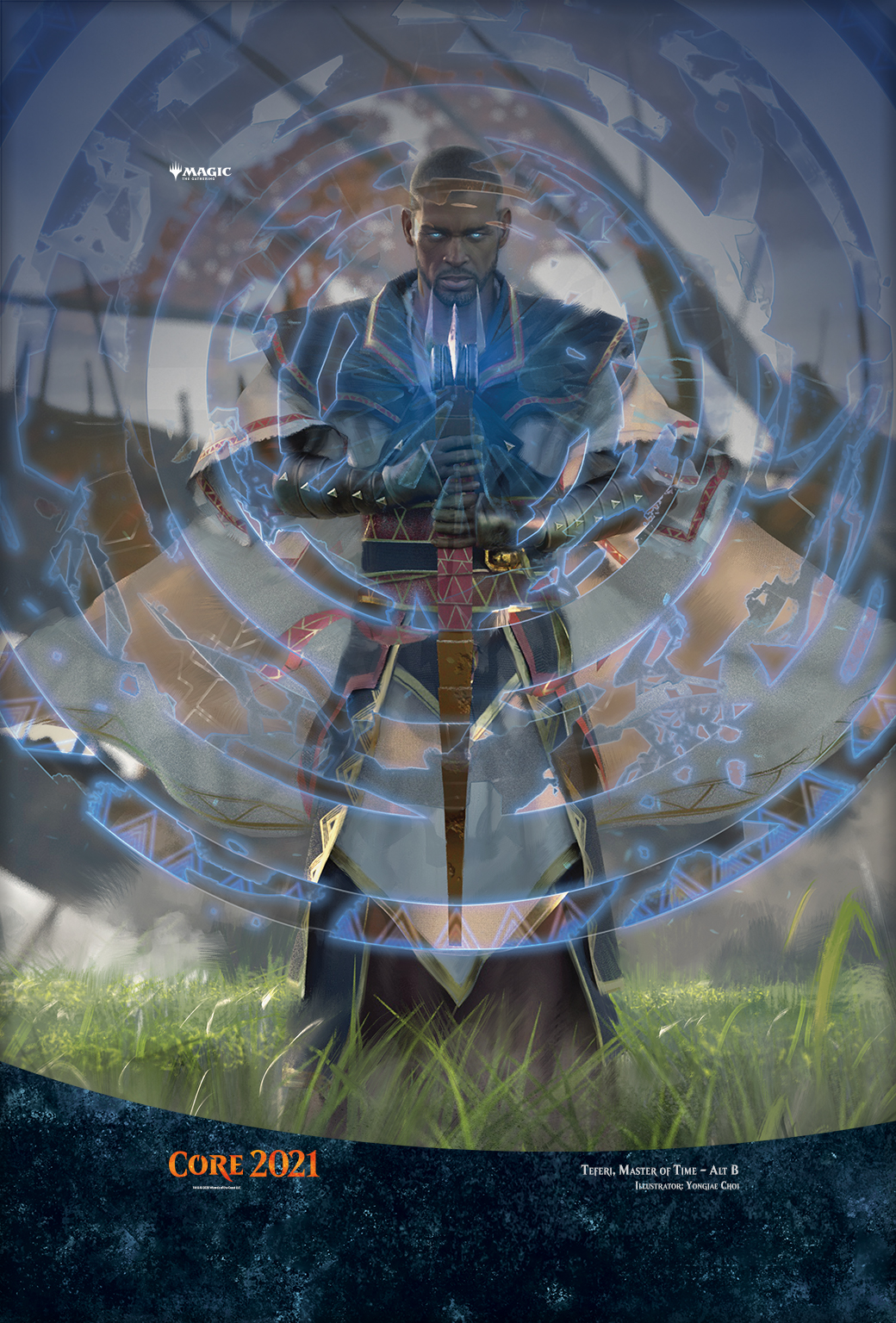 teferi master of time m21 iphone wallpaper