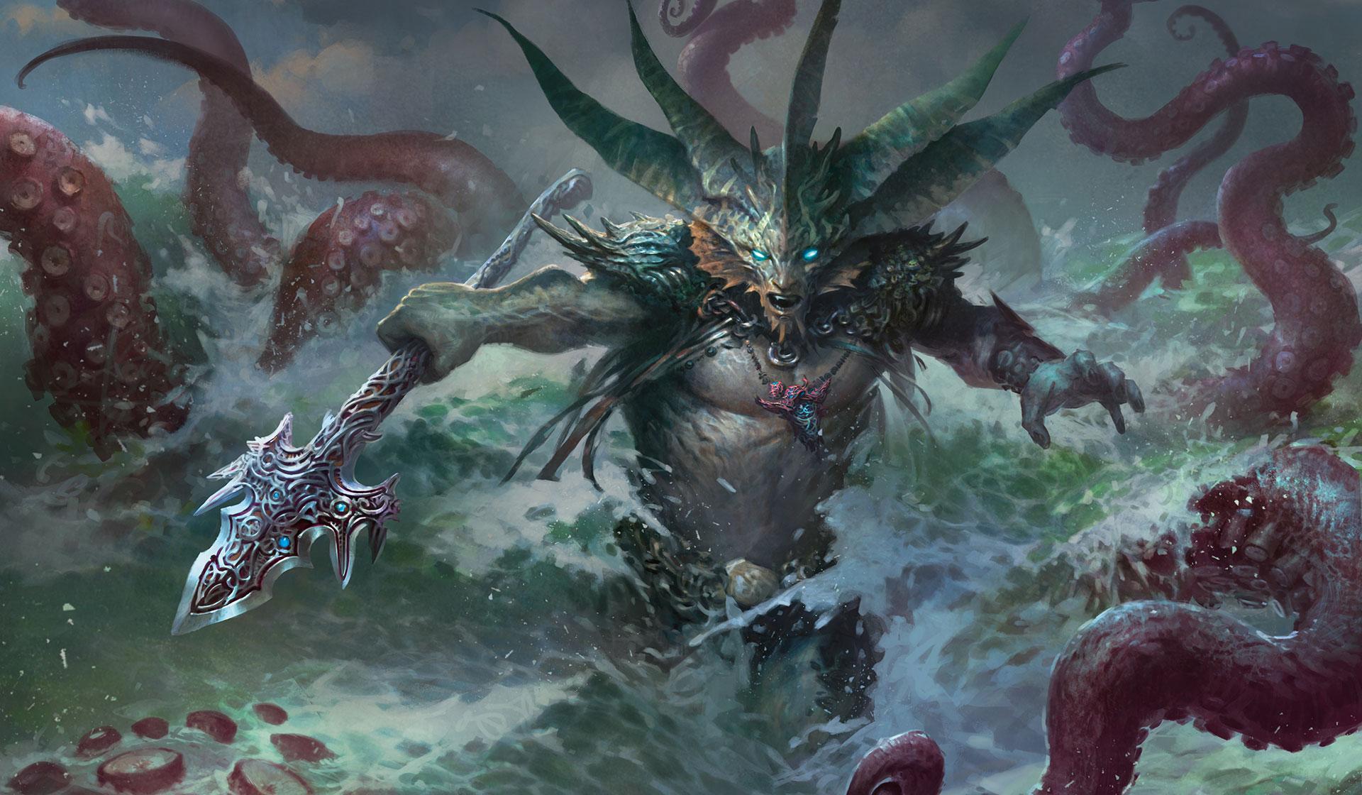 Duel Decks Merfolk Vs Goblins Magic The Gathering