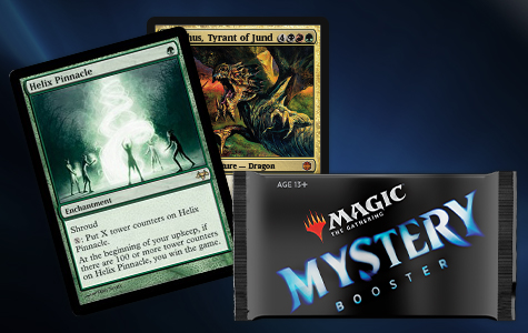 Magic the Gathering Mystery Booster Box New /& Sealed